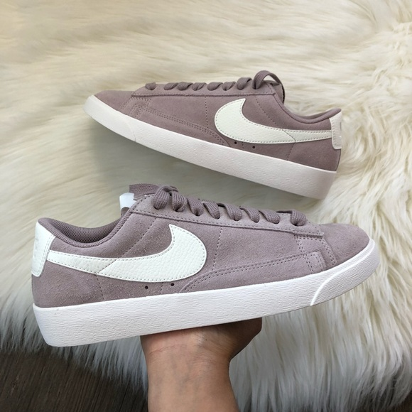 timeless design f11f3 97924 Brand New Nike Blazer Low SD Suede Diffused Taupe